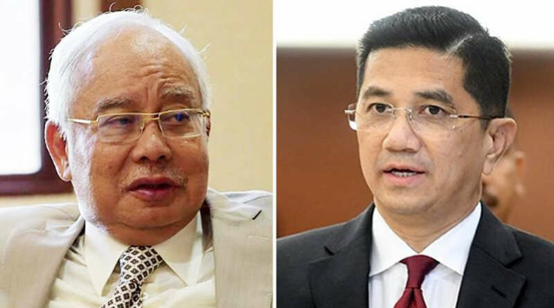 Don't give 'veto powers' to Azmin over essential services list, says Najib